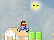 Bike Rider Shin Chan 2 Hacked