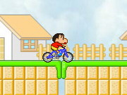 Bike Rider Shin Chan Hacked