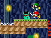 Brother Mario Rescue Princess Hacked