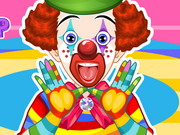 Comical Clown Make Up
