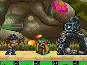 Play Commando Rush