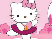 Dancing Hello Kitty
