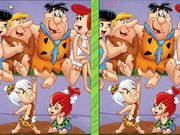 Flintstones Spot The Differences