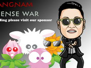 Play Gangnam Defense War Hacked