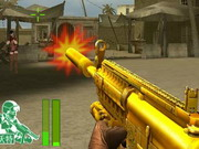 Golden Gun Banlieue Hacked