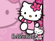 Hello Kitty Matching Game