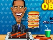 Play Hot Dog Obama