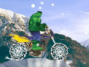 Hulk Ride Snow Hacked
