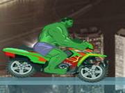 Hulk Super Bike Ride