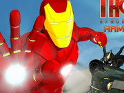 Ironman Armored Justice