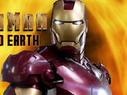 Ironman Defend The Earth