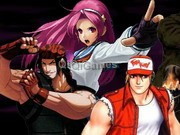 KOF The Strong's Fighting