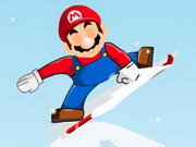 Mario Ice Skating 2 Hacked