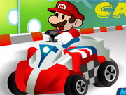 Mario Mini Car Hacked
