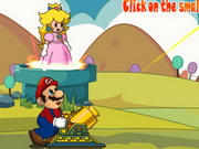Mario Protect Princess