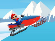 Mario Snowmobile Hacked