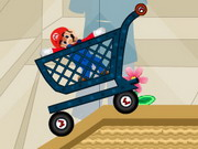 Mario Trolley Hacked
