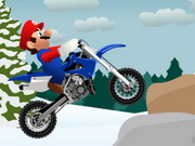 Mario Winter Trail Hacked