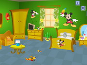 Mickey Mouse Room Escape Walkthrough