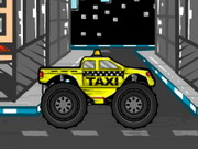 Monster Truck Taxi Hacked
