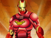 New Ironman Dress Up
