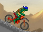 Ninja Turtles Super Biker Hacked