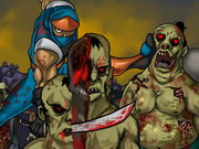 Ninja Vs Zombies 2 Hacked