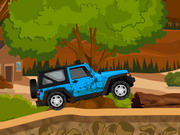 Off Road Jeep Hazard Hacked