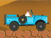 Peter Griffin Jeep Trip