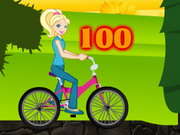 Polly Pocket Bike Ride