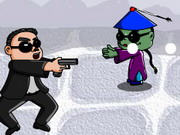 Psy Vs Zombies Hacked