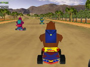 Safari 3d Race