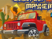 Sandstorm Racing Mayhem Hacked