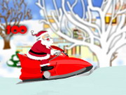 Santa Clause Ride Hacked
