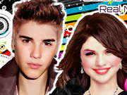 Selena And Justin Real Makeover