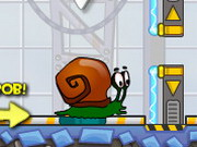 Snail Bob Space Walkthrough