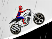 Spiderman Drive Hacked