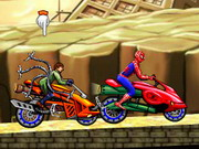 Spiderman Hills Racer Hacked
