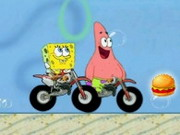 Spongebob Friendly Race