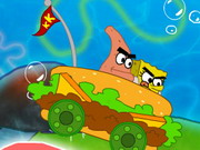 Spongebob Krab Car