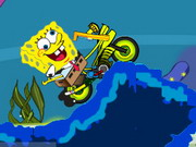 Spongebob Waterbiker