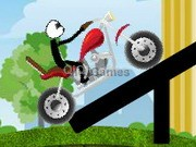 Stickman Jim - Bike