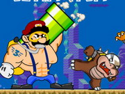 Super Bazooka Mario 3 Hacked