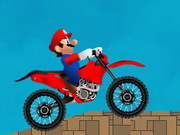 Super Mario Motorcycle Rush Hacked