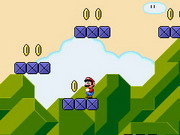 Super Mario World Hacked
