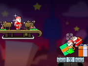 Super Santa Kicker 3 Walkthrough