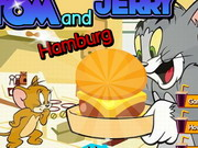 Tom And Jerry Hamburger