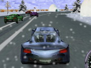 Winter Race 3d