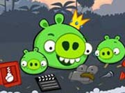 Angry Birds Destroy Bad Piggies
