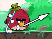 Angry Birds Golf Competition Hacked